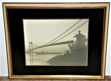O. Winston Link Signed Photograph of Nautical Scene