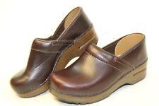 Dansko MISMATCH Womens 38 /37 NEW Leather Professional Clogs Shoes 306067878 :mb