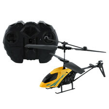 Mini Radio Remote Control Aircraft 2.5CH RC Quadcopter Helicopter Toy