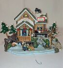 """Victorian Village """"Old Towne Ice Fishing Shop"""" 2001 Edition"""