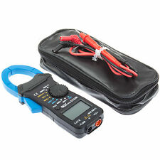 Digital Zangen Multimeter Stromzange Amperemeter Strommesszange Zangenmessgerät