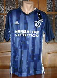 Zlatan Ibrahimovic LA Galaxy Soccer Jersey Brand New Men's MLS Jersey Sz M