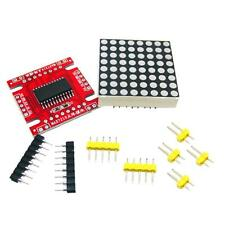 Dot Matrix Parts Microcontroller Machine Shop for Arduino Unsoldered DIY Kit