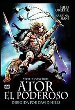 ATOR: THE FIGHTING EAGLE (1982) **Dvd R2** Miles O'Keeffe,