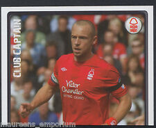 Panini Football 2011 Championship Sticker- No 257 - Notts Forest - Club Captain