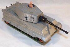 Lesney/Matchbox militaire char King Tiger K-104
