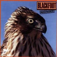 Blackfoot - Marauder - 1992 (NEW CD)