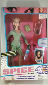"Spice Girls - Geri Halliwell GINGER SPICE concert edition 12"" Doll 1997 NRFB"