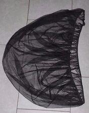 Moskitonetz Fliegennetz Moskito Fliegen Netz schwarz Wiege Kinderwagen Buggy