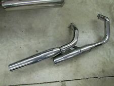 Honda Shadow Spirit VT750DC Exhaust system Fits 2001-2003