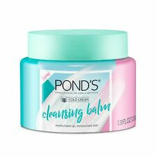 Pond's Cold Cream Facial Cleansing Balm Makeup Remover 3.38oz