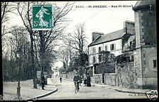 St BRIEUC (22) - Rue St-Benoît  . 1909