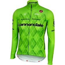 Castelli Men's Cannondale Long Sleeve Thermal Jersey : Save $60