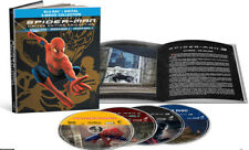 Spider-Man Origins Collection [New Blu-ray] Collector's Ed, Digibook