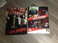 2 The Exies Promo Poster Band album Cd. Lp. band Music original!