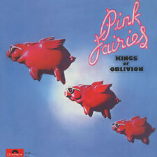 Pink Fairies - Kings Of Oblivion (Vinyl LP - 1973 - US - Reissue)