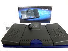 Grundig Fußschalter FS 536, der Originale, neu, OVP, für alle Grundig Geräte.