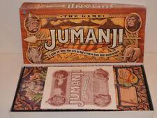 1995 Jumanji Board Game 100% Complete Milton Bradley Robin Williams Movie film