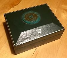 Rolex vintage coffin box 50th anniversaire 1926 1976 explorer submariner daytona