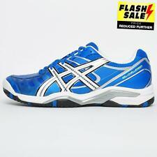 Asics Gel Challenger 9 Men's Premium Chaussures De Tennis Cour Baskets Bleu