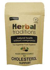 Negro de colesterol apoyo (cápsulas) - Vegetal y Halal