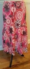 Marks and Spencer Party Floral Flippy, Full Skirts for Women