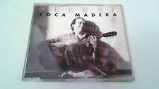 "SERRAT ""TOCA MADERA"" CD SINGLE 1 TRACKS"