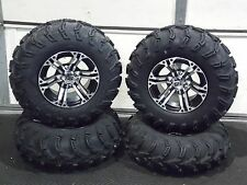 "25""  ITP MUD LITE ATV TIRE & ITP SS212 M  WHEEL KIT LIFETIME WARRANTY IRS1CA"