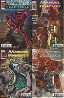 MARVEL KNIGHTS N° 2-3-4-5-6 Marvel France 2ème Série Panini 5 comics