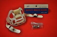 NOS Vintage Motocross Helmet Mouth Guard, Bell, Buco, AHRMA