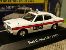 1/43 Ford Cortina POLICE BRITISH POLICE