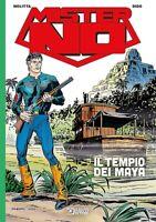 Mister Pas De - Il Temple Dei Maya Livre Sergio Bonelli Editore