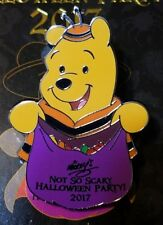Disney Pin Pooh Bear Mickeys Not So Scary Halloween Party Mystery Pin FREE SHIP