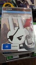 transformers cyber adventures wii disc only