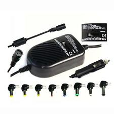 Universal DC 80W Auto Ladegerät Netzteil Adapter Set Für Laptop Notebook PC DE