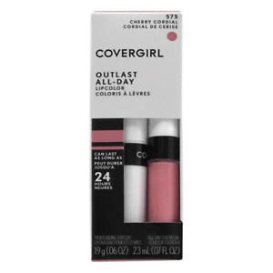 Covergirl Outlast All-Day Lipcolor, 575 Cherry Cordial