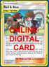 2X Red & Blue 202/236 Cosmic Eclipse Pokemon Online Digital Card