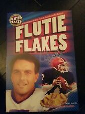FLUTIE FLAKES CEREAL 20TH ANNIVERSARY  SEALED NEW/ supports Autism Foundation