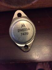 2n6054 Transistor  TO3