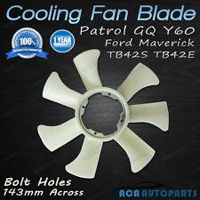 Radiator Fan Blade for Nissan Patrol GQ TB42 GU TB45 Navara D22 QD32 21060-03J00