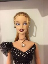 Limited edition, Barbie collectors club, Hollywood Divine barbie doll (blonde ve