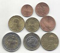 Grecia serie completa Euro 2006 @ 8 VALORES @