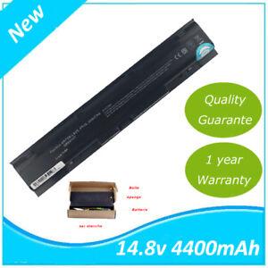 Batterie pour HP ProBook 4730s ProBook 4740s PR08 QK647UT 633807-001 (4400mAh)