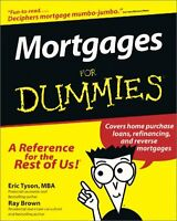 Mortgages For Dummies (For Dummies (Lifestyles Paperback)) by Eric Tyson, Ray Br