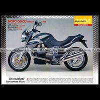 MOTO GUZZI 1100 BREVA 2004 Roadster 2004 - Fiche Moto MJ #363