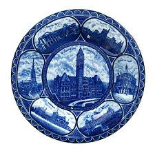 ROWLAND & MARSELLUS - Antique 'Souvenir of Toronto' Plate - UK - Circa 1893-1938