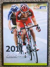 2011 Paris - Tours World Cycling Productions  DVD set Greg Vanavermaet