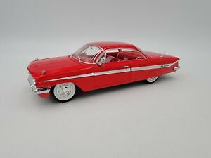 JADA - LOWRIDER - 1:24 - 1961 Chevy Impala Lowrider - Red - Excellent!