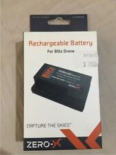 Genuine Official ZERO-X Rechargeable Battery for Blitz Drone (1500 mAh 11.11V)