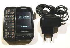 Samsung GT-B3410 - Cellulare Senza SIM-Lock + Batteria e Caricabatteria Original